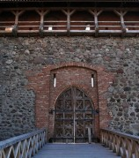 Vieninteliai pilies vartai