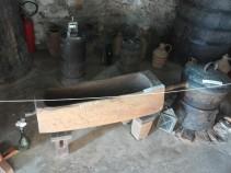 Senovinis vietinio paveldo gėrimo gamybos aparatas
