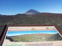 Tenerifės vizitinė kortelė - Teidės ugnikalnio viršukalnė