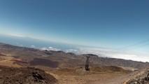 Keltuvas užkelia į 3555 m aukštį