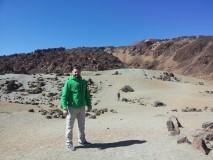 Smėlio dykumos ir kopos - išskirtina vieta Teidės parke
