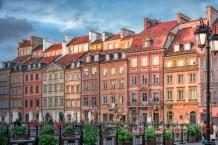 Varšuvos turgaus aikštė šiais laikais