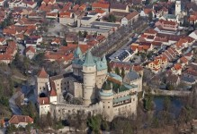 Bojnice miestelis spie 5 tūkst.gyventojų