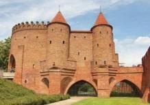 Varšuvos barbakanas