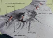 Kalnus formavo ne vienas vulkanas