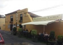 Senoviško interjero restoranas Carmen - puiki vieta pavalgyti