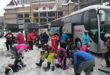 Pasiruošimas slidinėjimui