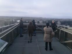 Viršutinė terasa 31,7 m aukščio