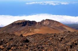 Teidės ugnikalnio viršūnė