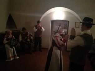 Biržų kultūros centro folkloro ansamblis - Šiaudela