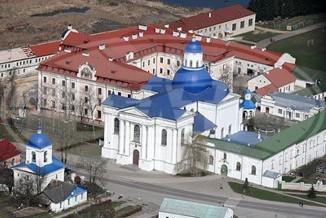 Vyrų stačiatikių vienuolyno kompleksas